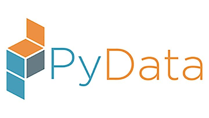 PyData Eindhoven 2021 image
