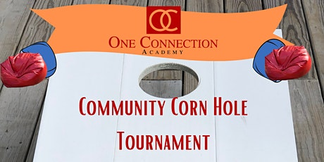 One Connection Academy Corn Hole Tournament tickets