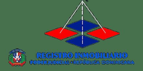 Taller Avances y Servicios del Registro Inmobiliario boletos