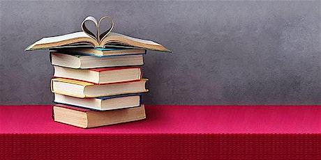 The Creative Spark Book Club - November 2021 tickets