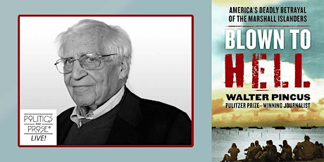 P&P Live! Walter Pincus | BLOWN TO HELL with David Ignatius tickets