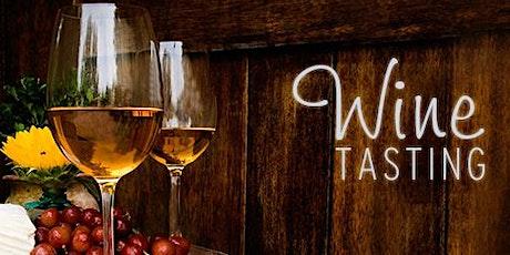 2021 Fall Wine Tasting - Walk-Around Sampling tickets