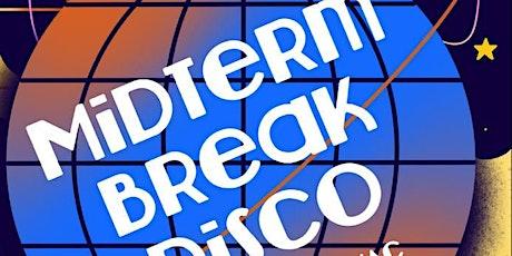 Queens Mid Term Disco tickets