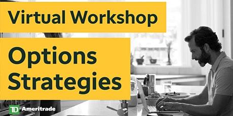 Options Strategies Virtual Workshop tickets