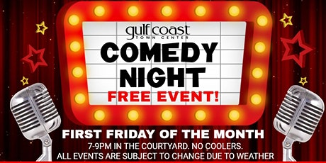 Comedy Night at Gulf Coast Town Center tickets