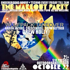 The Makeout Party Fridays: WUFLPACK TAKEOVER tickets