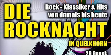 Die Rocknacht im BergWerk Quelkhorn Tickets