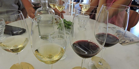 2021 Fall Wine Tasting - Seated Sampling tickets
