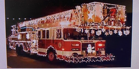 2021 Parade of Lights Exhibitor sign up tickets