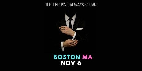 Shades Of Grey Live|Boston, MA tickets