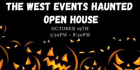 The West Events  Haunted Open House tickets