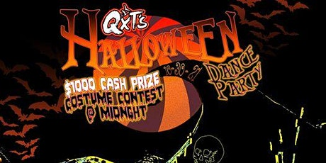Halloween Dance Party (10/30) and Halloween Night (10/31) tickets