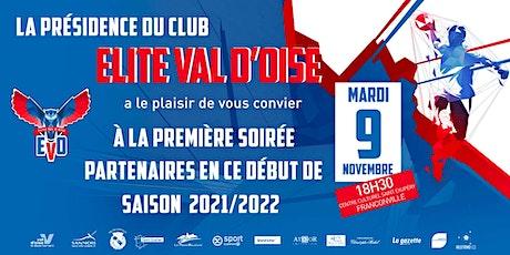 Soirée de lancement Élite Val d'Oise Handball billets