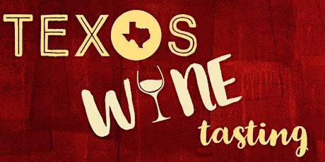 Texas Wine Tasting tickets