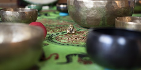 Festive healing Sound Bath - reiki, Shamanic healing, Chakra balancing tickets