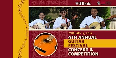 9th Annual Guitar Festival Concert tickets