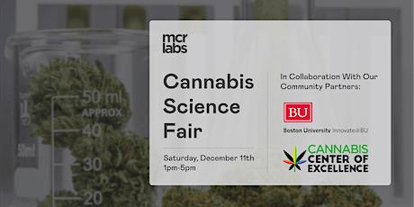The Cannabis Science Fair tickets