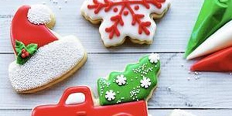 Sip & Design Holiday Cookie Decorating tickets