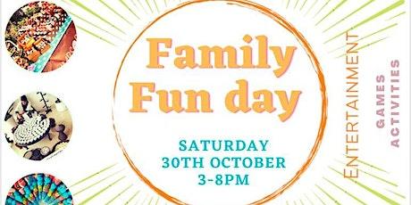 EMCA Family Fun Day Half Term Event tickets