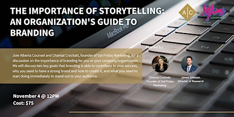 The Importance of Storytelling: An organization's guide to branding tickets