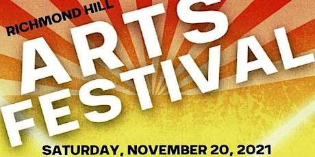 Richmond Hill Arts Festival tickets