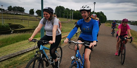 Wheel Women Bike Ride - Dino Park & River Path Loop tickets