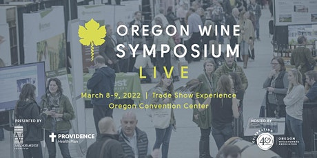 Oregon Wine Symposium LIVE tickets
