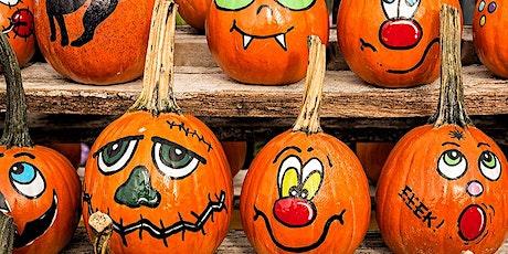 Pumpkin Paint Night! tickets