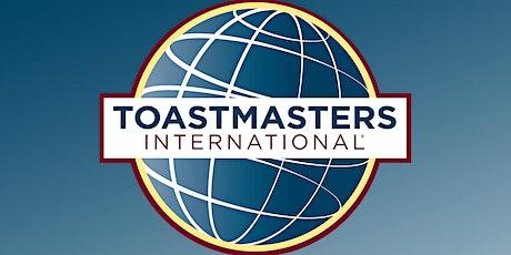 "Serata Toastmasters ""Speech and Spritz"" Padova N° 38 biglietti"
