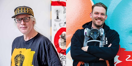 The Artist Talk: Tristan Eaton x Carlo McCormick tickets