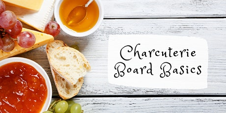 Charcuterie Board Basics tickets
