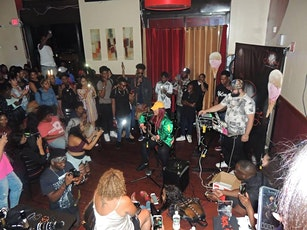 Vibes In The City   Open Mic Night at Larouge Lounge tickets