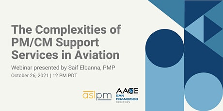 The Complexities of PM/CM Support Services in Aviation biglietti