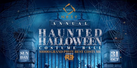 NEST Haunted Halloween Party tickets