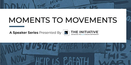 Moments to Movements: Exploring Police Culture, Communities & Wellbeing tickets