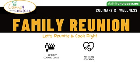 CWC Family Reunion : October 2021 tickets