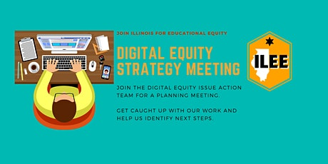 Digital Equity Issue Action Team Strategy Session 10/26 tickets