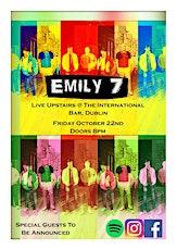 Emily 7 Freedom Day @ The International Bar tickets