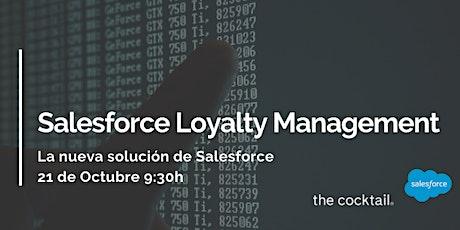 Salesforce Loyalty CGP entradas