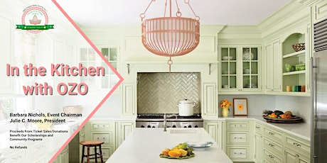 In the Kitchen with OZO (Omega Zeta Omega) Online Event tickets