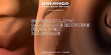 Rastro Live / El Sótano entradas