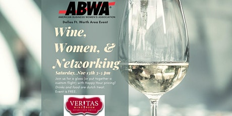 Wine, Women, and Networking tickets