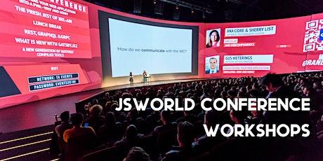 JSWORLD Conference Workshops tickets