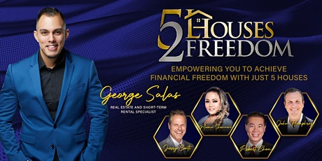 5 Houses 2 Freedom STR Bootcamp tickets