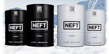 Neft Tasting tickets