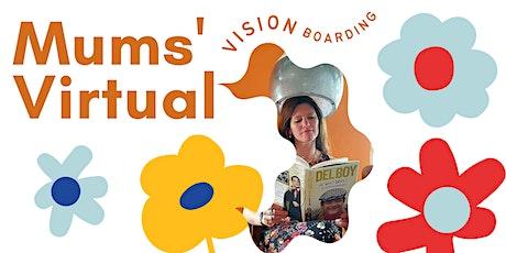 Vision Boarding  Virtual Workshop tickets