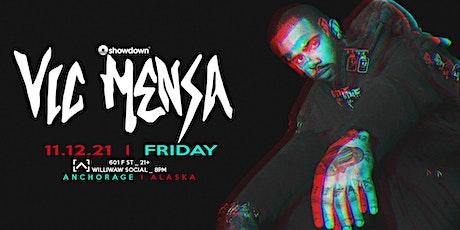 Vic Mensa live in Alaska tickets