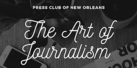The Art of Journalism II: How to Pitch the Media – Arts & Culture Edition tickets