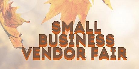 Small Business Vendor Fair tickets