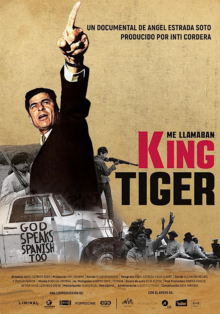 Imagen de Me llamaban King Tiger / Ciclo Segundas Vueltas Toma 4